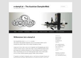 E-dampf.at thumbnail