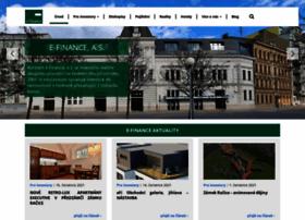 E-finance.cz thumbnail