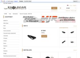 E-goldcar.eu thumbnail