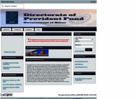 E-gpf.bihar.gov.in thumbnail
