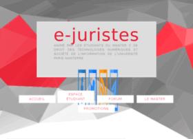 E-juristes.org thumbnail