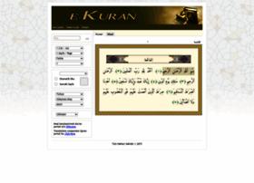 E-kuran.org thumbnail