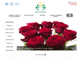 E-kvety.eu thumbnail