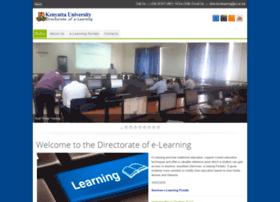 E-learning.ku.ac.ke thumbnail