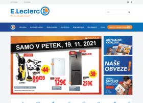 E-leclerc.si thumbnail