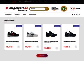 E-megasport.de thumbnail