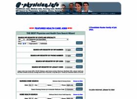E-physician.info thumbnail