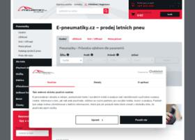 E-pneumatiky.cz thumbnail