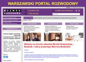 E-rozwod.warszawa.pl thumbnail