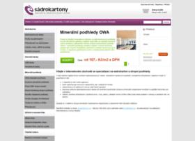 E-sadrokartony.cz thumbnail