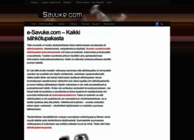 E-savuke.com thumbnail