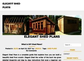 E-shed.com thumbnail
