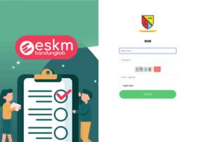 E-skm.bandungkab.go.id thumbnail