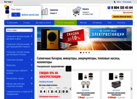 E-solarpower.ru thumbnail