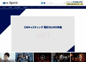 E-spirit.jp thumbnail