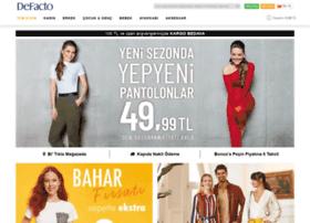 E-store.defacto.com.tr thumbnail