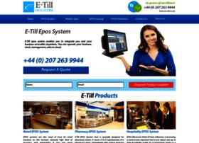 E-till.co.uk thumbnail