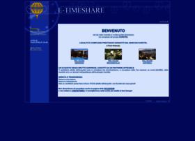 E-timeshare.it thumbnail