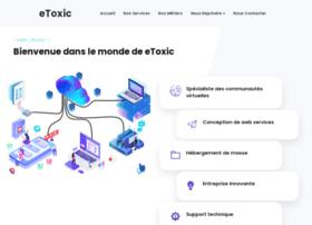 E-toxic.fr thumbnail