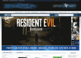 E-virtua.com.br thumbnail
