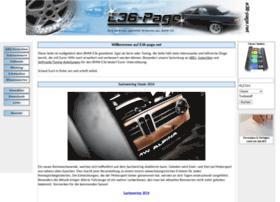 E36-page.net thumbnail