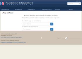 Eagleeye.american.edu thumbnail