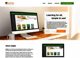 Ealpha.info thumbnail