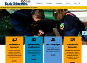 Early-education.org.uk thumbnail