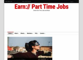 Earnparttimejobs.com thumbnail