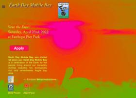 Earthdaymobilebay.org thumbnail