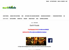 Earthfoods.us thumbnail
