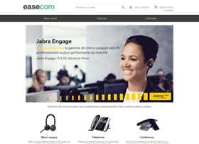 Easecom.fr thumbnail