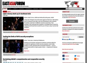 Eastasiaforum.org thumbnail