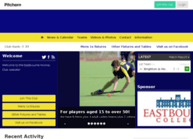Eastbournehc.co.uk thumbnail