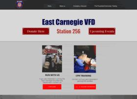 Eastcarnegiefire.org thumbnail
