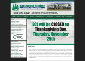 Eastcoastlumber.net thumbnail