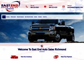 At wi east end auto sales richmond va for Affordable motors richmond va