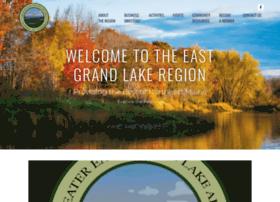 Eastgrandlake.net thumbnail