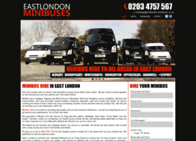 Eastlondon-minibuses.co.uk thumbnail