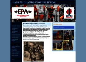 Eastmidspowerlifting.co.uk thumbnail