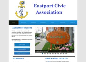 Eastportcivic.org thumbnail