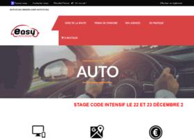 Easy-auto-ecole.com thumbnail
