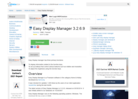 Easy-display-manager.updatestar.com thumbnail