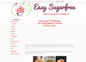 Easy-sugarfree.com thumbnail