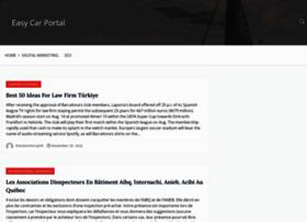 Easycarportal.com thumbnail