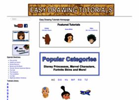 Easydrawingtutorials.com thumbnail