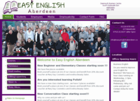 Easyenglishaberdeen.co.uk thumbnail