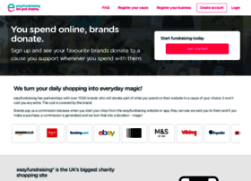 Easyfundraising.org.uk thumbnail
