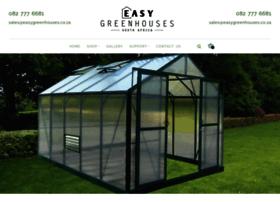 Easygreenhouses.co.za thumbnail
