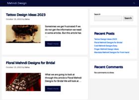Easymehndidesign.com thumbnail